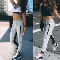 FASHION Womens Ladies Joggers Tracksuit Bottoms Trousers Gym Jogging Sweat Pants