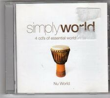 (ES925) Simply World: Nu World (Disc 4 only) - 2005 CD