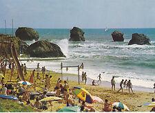 CPSM SAINT HILAIRE DE RIEZ SION SUR OCEAN LES CINQ PINNEAUX ET LA PLAGE