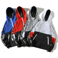 Men's Autumn Winter Style Loose Hooded Assault Coat Large Size Jacket Clothing