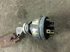 98-03 SkiDoo Upper CK3 Mach Z Formula Grand Touring 800 700 ignition switch key