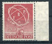 Berlin 71 postfrisch mit Bogenrand Marshallplan 1950 Michel 100,00 Euro MNH