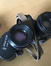 vintage Russian binoculars 1979
