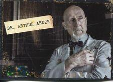 American Horror Story Asylum Silver Foil Parallel Base Card #9