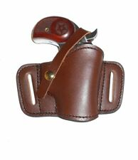 CHOCOLATE CARRY HOLSTER for BOND ARMS AND COBRA TITAN DERRINGERS