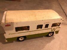 Vintage Tonka Winnebago Indian Mighty Motor Home Toy Camper 1970's