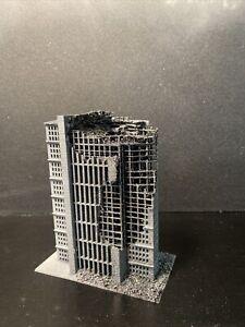 S.H. Monster Arts Godzilla BANDAI Eyepop 1 XL Building 1/200 Scale