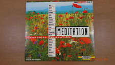 MEDITATION CLASSICAL RELAXATION 10 VOLUME SET