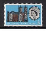 GB 1966 sg687p 900th Anniversary Westminster Abbey 3d Phosphor MNH