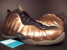 sale retailer 26007 5536b 2010 Nike Air FOAMPOSITE ONE 1 PRO PENNY BLACK COPPER GOLD WHITE 314996-081  10.5