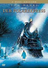 Der Polarexpress [2 DVDs] von Robert Zemeckis | DVD | Zustand gut