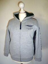 ❤️ Hackett Aston Martin Racing Hoodie Sweatjacke Sweatshirt Pullover Gr 7/8 128