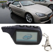 B9 Starline LCD Remote Controller For Two Way Car Alarm Keychain
