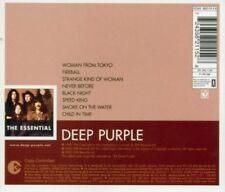 DEEP PURPLE - The Essential (Audio CD 2003) Import NEW