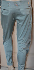 luxueux pantalon tablier femme vert olive HIGH USE taille 40 NEUF/ÉTIQUETTE