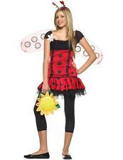 LadyBird LadyBug Fancy Dress Costume. Leg Avenue.  XS.  Teenage.