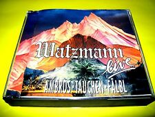 AMBROS TAUCHEN FÄLBL - WATZMANN LIVE - 2CD'S | Austropop Shop 111austria