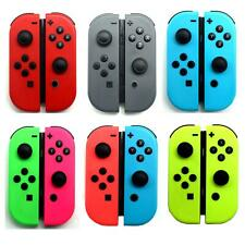 Official Nintendo Switch Joy Con Controller Pair Multiple Colours Available