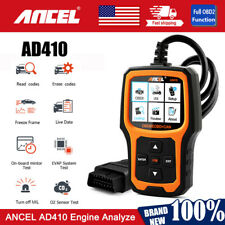 ANCEL AD410 OBD2 Car Code Reader Engine Light Check Auto Scanner Diagnostic Tool