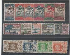 Mint Hinged New Caledonian Stamps