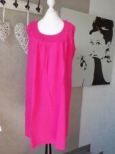 Sheego Kleid Tunika pink Gr. 48 NEU Sheego Longshirt (37c)