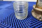 Nautical glass fresnel lens for ship lights- piling dock light lens, marine
