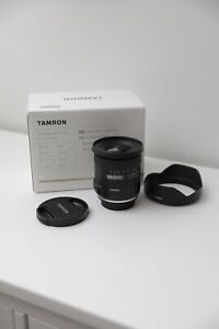 Tamron SP 10-24mm f/3.5-4.5 Di II VC HLD Lens for Canon EF (As New)