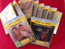 Star Trek Movie 1 - 10 Blu Ray 50th Anniversary Steelbook 10er Pack Region Free
