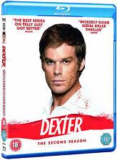 DEXTER - Saison 2 Blu ray NEUF