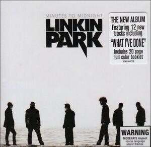 LINKIN PARK Minutes To Midnight CD BRAND NEW