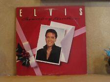 ELVIS PRESLEY, MEMORIES OF CHRISTMAS - LP