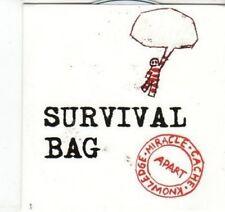 (DJ561) Survival Bag, 6 track sampler - 2011 DJ CD
