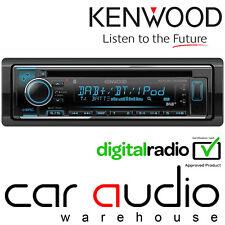 Kenwood KDC-BT720DAB DAB+ Bluetooth iPhone AUX USB CD MP3 Spotify Car Stereo