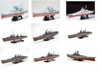 Tamiya Ships 1:350 Scale Model Kits Choice available from Battleships to Subs