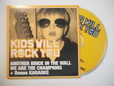 KIDS WILL ROCK YOU : ANOTHER BRICK IN THE WALL [ CD SINGLE ]