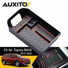 For Toyota RAV4 2019-2020 BOX Center Console Organizer Holder ABS Accessories F1