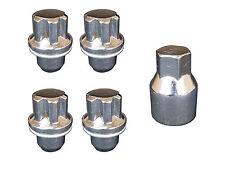 Locking Wheel Nuts set 22.5mm Shank fit Range Rover Sport 05 - 15 Alloys Solid