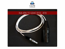 AKG 812 872 KOPFHÖRER KABEL SYMMETRISCH LEMO XLR 4-PIN 4POL OCC HEADPHONE CABLE