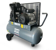 Air Compressor Piston 3HP, 12.3CFM,100L, Mobile- Atlas Copco