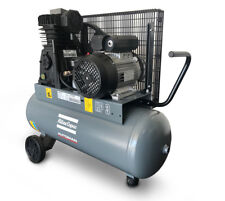 Air Compressor Piston 3hp 12.3cfm 100l Mobile- Atlas Copco