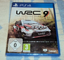 WRC 9 The Official Game  (PlayStation 4 , 2020)  NEU OVP