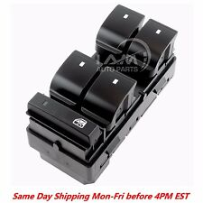 For Chevrolet Silverado GMC Sierra Left Driver Window Switch Power Master 4 door