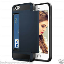 Trixes Black Leather Wallet Flip Case For iPhone 4/4S