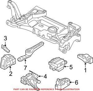 Genuine OEM Automatic Transmission Mount Bracket for Volkswagen 1K0199117AB