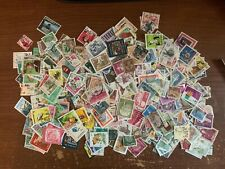 Stamp lot - smaller, duplicates - (common issues, definitives) - 600+ off paper