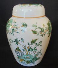 Crown Staffordshire Porcelain  Lidded Ginger Jar ~ ' KOWLOON ' pattern ~ LOVELY