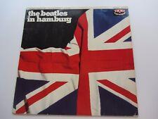 Los Beatles en Hamburgo Karussell 635056 Lp Alemán Original 1968