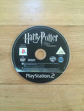 Harry Potter Order Of The Phoenix for PS2 *Disc Only*