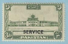 PAKISTAN O30 OFFICIAL  MINT HINGED OG * NO FAULTS EXTRA FINE!