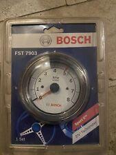 Bosch Sport Ii 3 3/8�Tachometer Fst-7903 White Face